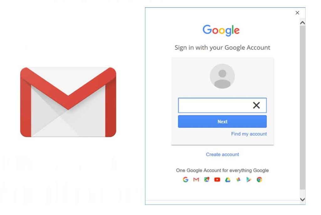 Gmail Login My Account - Gmail Account Login