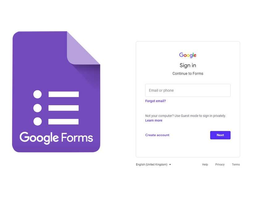 Google Forms Login - Google Forms Online Application | Google Forms