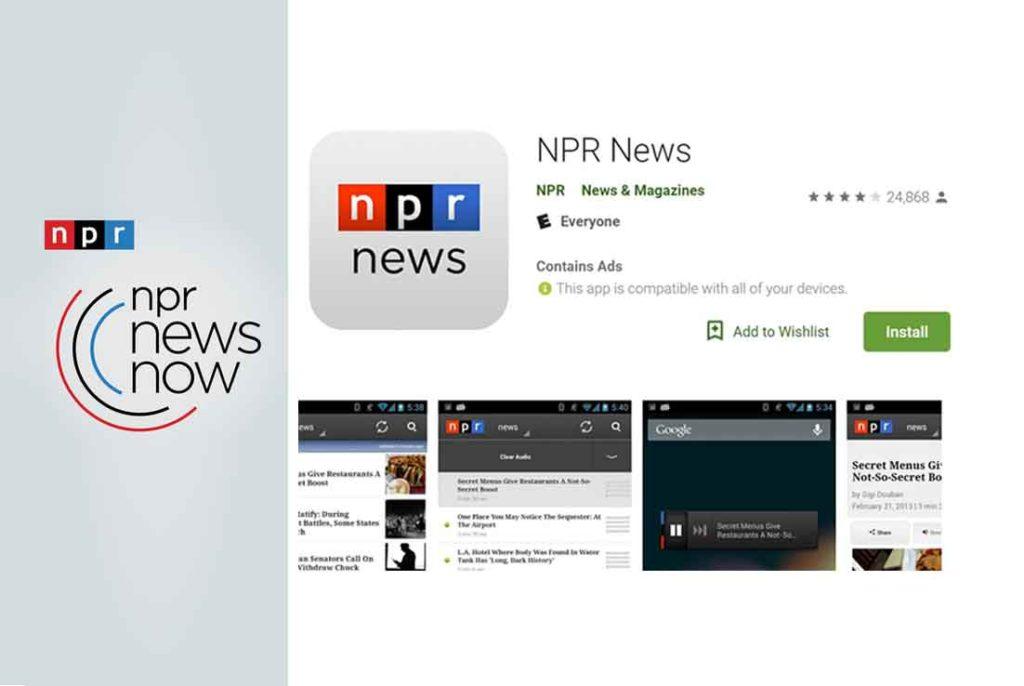 NPR Live Stream - NPR Streaming