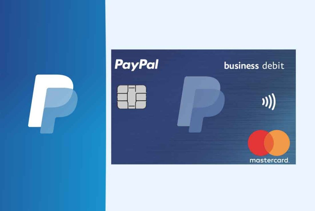 Paypal Business Debit Card - Request New PayPal Business Debit Card