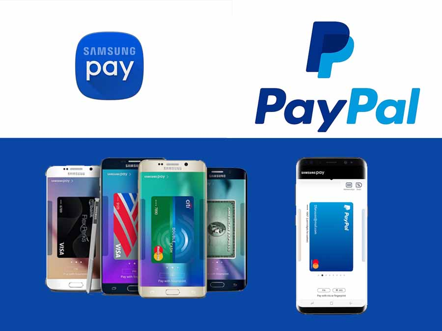 Samsung Pay with PayPal - Add PayPal to Samsung Pay