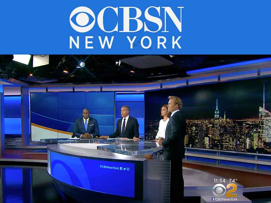 CBS New York - Breaking News 24/7 live Streaming News | CBS News New York