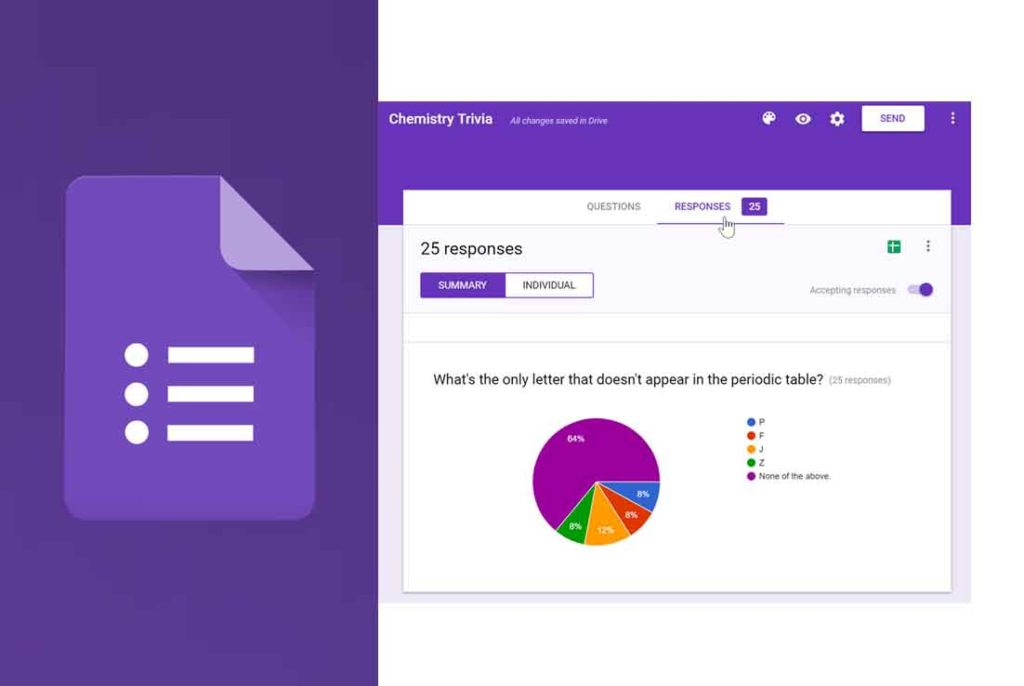 Google Forms Quiz - Online Forms by Google