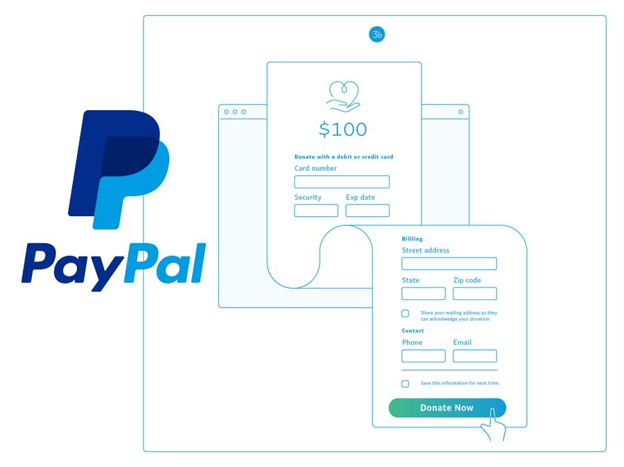 PayPal Fundraising - Online Fundraising Platform   PayPal Fundraising Sign Up