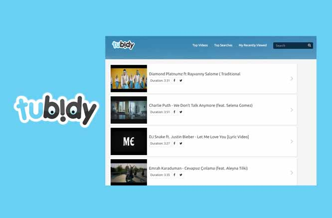 Tubidy Mp3: Tubidy Mp3 Music Downloads Free