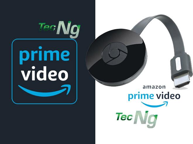 Amazon Prime Video Chromecast - How to Cast Amazon Prime | Prime Video Chromecast