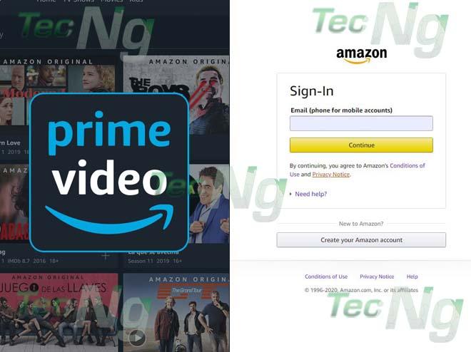 Amazon Prime Video Login - How to Watch Amazon Prime Movies