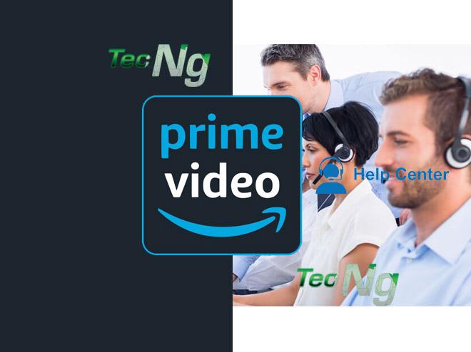 Amazon Video Help - How to Fix Amazon Prime Video   Amazon Prime Video Help