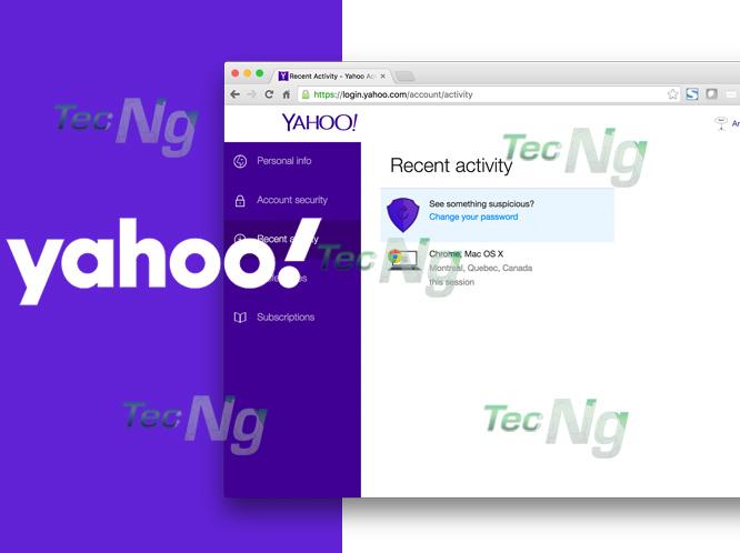 How to Change Yahoo Password - Reset or change your Yahoo password