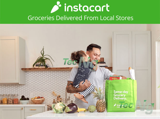 Instacart Grocery Delivery - How to Order Groceries from Instacart