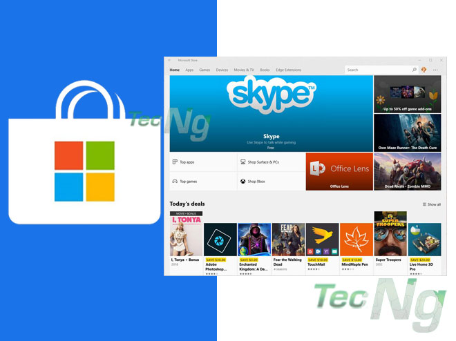 Microsoft Store - How to Install Microsoft Store | Windows Store
