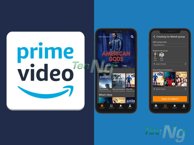 Prime Video App - How to Cast from Prime Video App | Amazon Prime Video