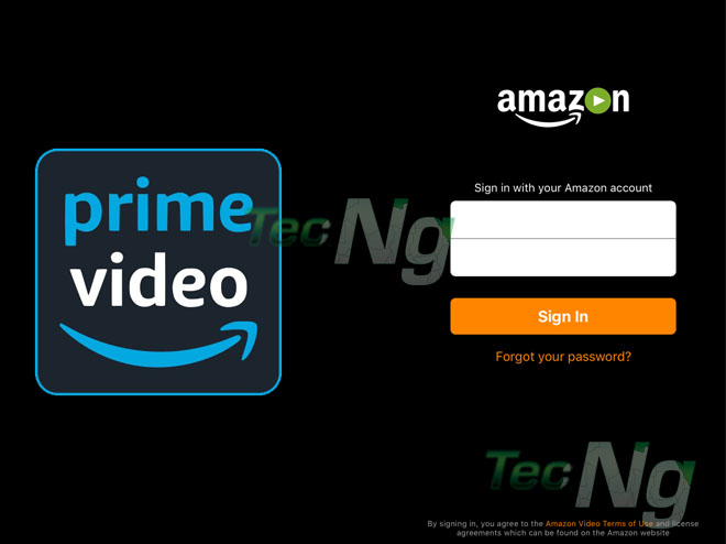 Prime Video Login - How to Sign in Prime Video | Amazon Prime Video Login