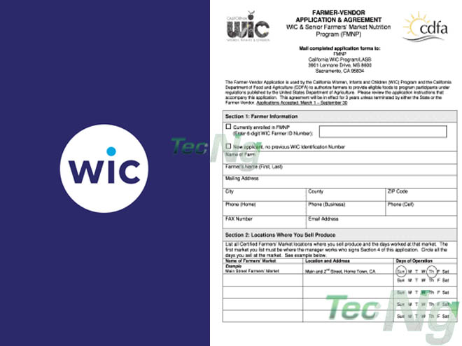 WIC - How to Apply for WIC | WIC Near Me