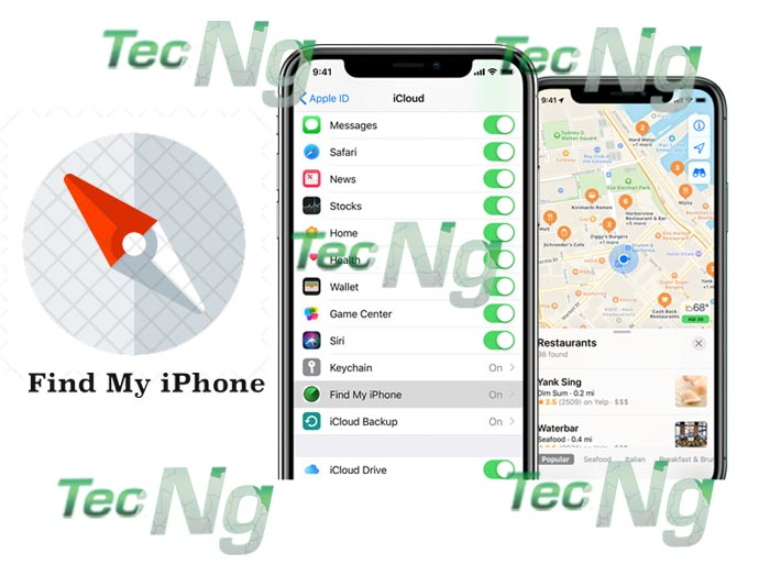 Where is Find My iPhone - How to Set up Find my iPhone