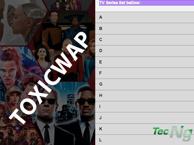 Toxicwap TV Series - Download ToxicWap TV Series Movies in HD | Toxicwap TV Series Download