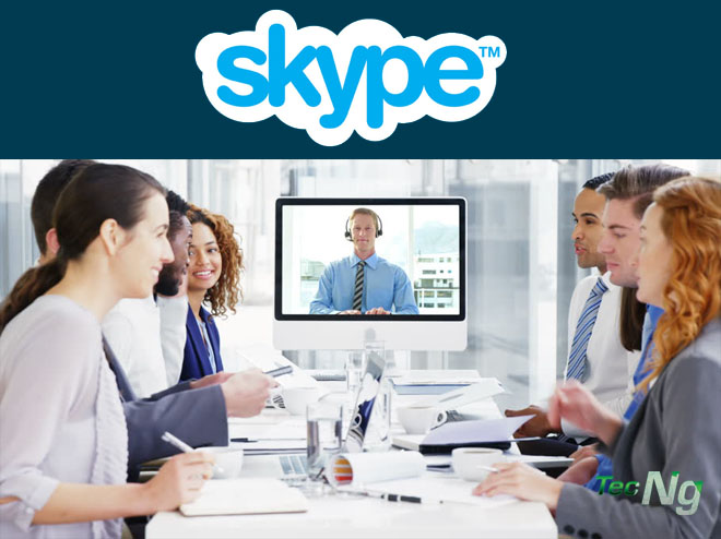 Conference Skype Call - How to Set up Skype Video Conference Call