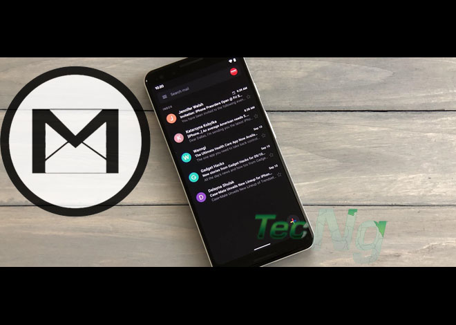 How To Enable Dark Mode In Gmail - Gmail Dark Mode