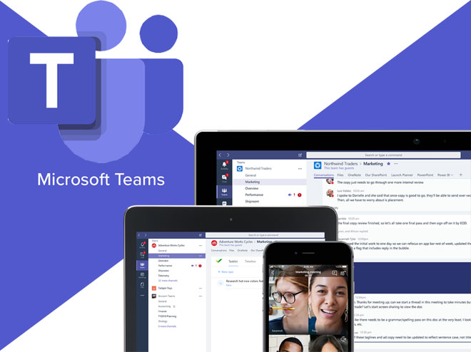 Microsoft Teams - How to Use Microsoft Teams | Microsoft Teams App