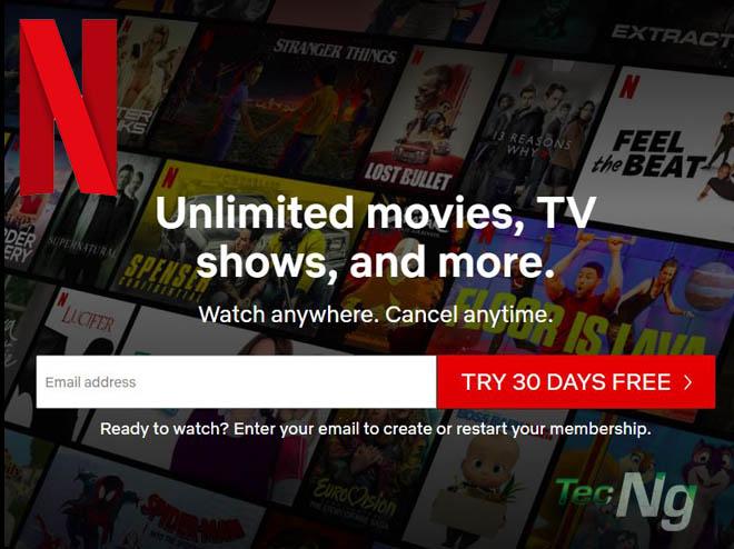 Netflix Free Trial - How to Get Netflix Free Trial | Netflix Free Trial 3 Months