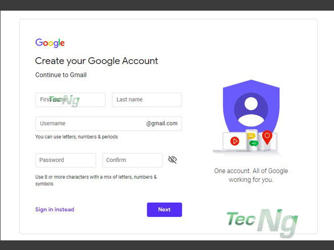 Open New Gmail Account - How to Open a New Gmail Account | Gmail Open Account