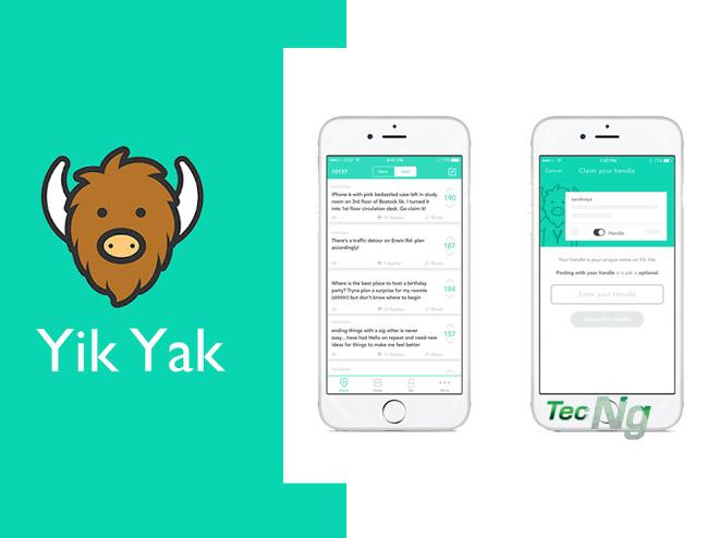 Yik Yak - Is Yik Yak Still Coming Back |Yik Yak Alternative
