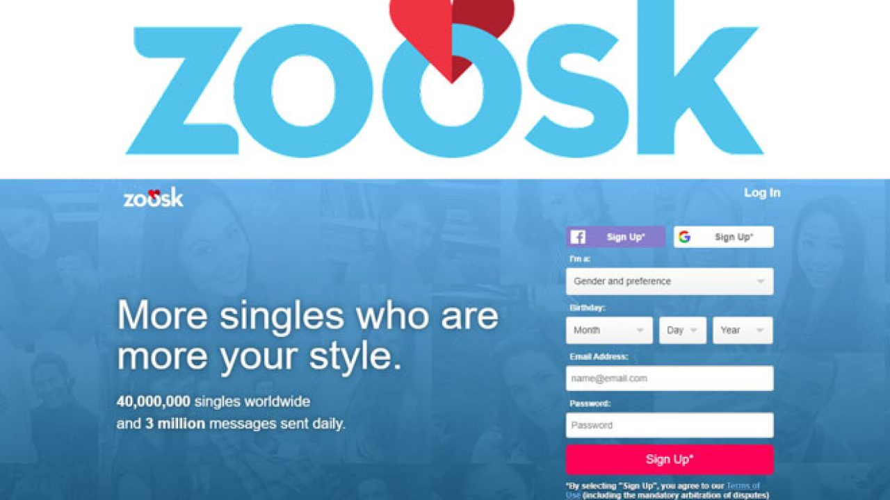 Page up zoosk sign Zoosk Login