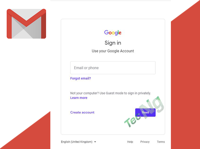 Gmail Login - How to Sign in to Gmail Account   Gmail Login Account