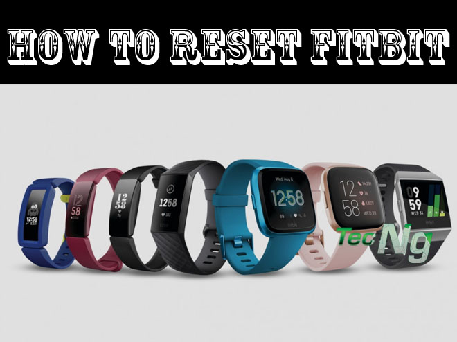 How to Reset Fitbit - How do I Restart my Fitbit Device