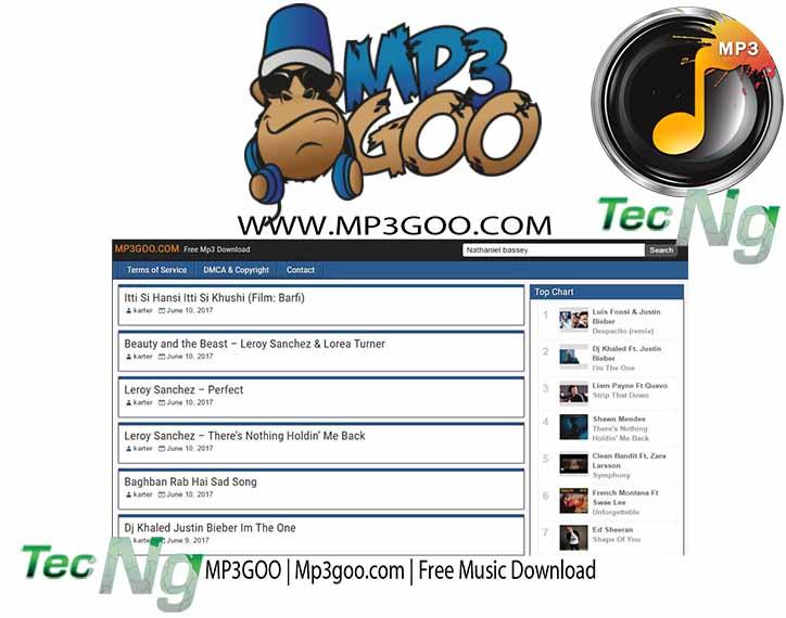 MP3GOO - Free Mp3 Music & Video Converter  | Mp3goo Download