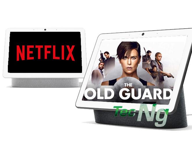 Netflix on Google Nest Hub - How to Watch Netflix on Google Nest Hub