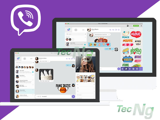 Viber Desktop - How to Install and Activate Viber for PC | Viber Desktop Download