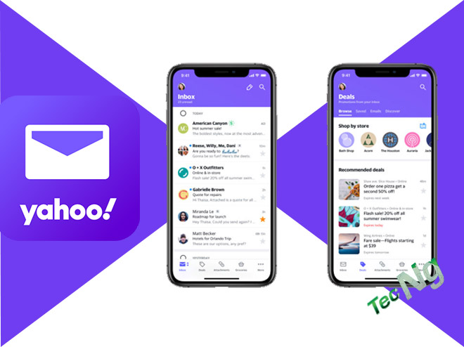 Yahoo Mail Mobile App - How to Download Yahoo Mail App | Yahoo Mobile