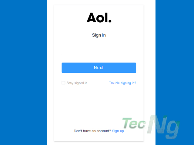 AOL Sign in – How to Login to Free AOL Email Account | AOL Sign in Mail