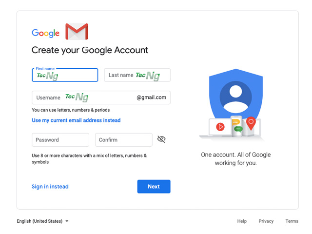 Google Email Gmail - Create a Gmail Account | Google Email Gmail Login