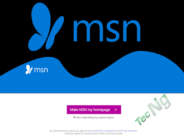MSN Home Page - Make MSN My Homepage | MSN Home Page News