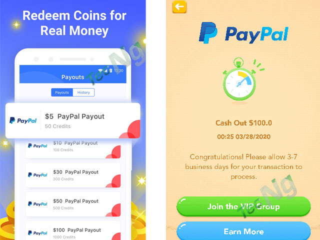 PayPal Games - Earn Real Money with Online Games | PayPal Games For Money