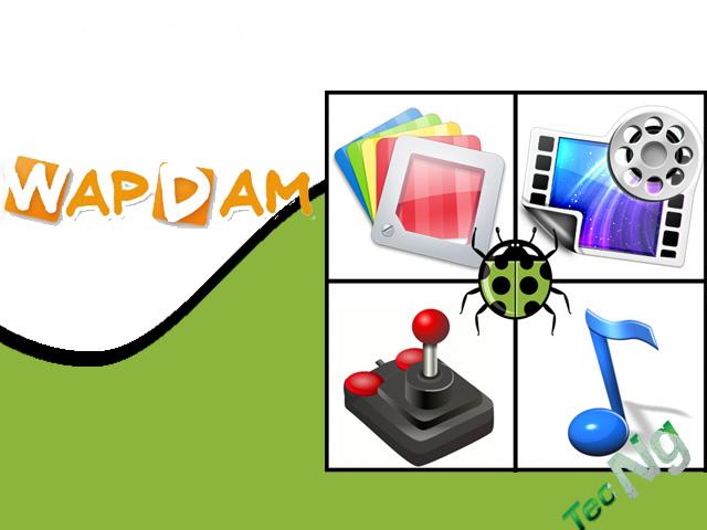 www.wapdam.com -  Free Games, Music, Videos | Wapdam.com