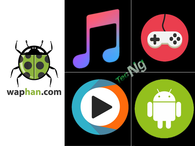 Waphan - Download Games, Apps, Music, and Video on Waphan