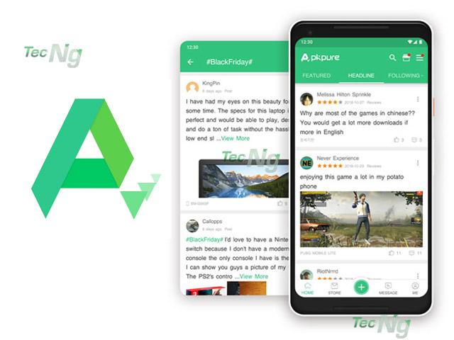 APKPure - Download APK App Free Online Downloader | APKPure Download APK for Android