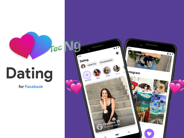 Dating App For Facebook – Dating With Facebook App | Download Free Dating App For Singles | Facebook Dating App 2020
