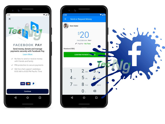 Facebook Pay - How to Set up Facebook Pay | Facebook Messenger Payments