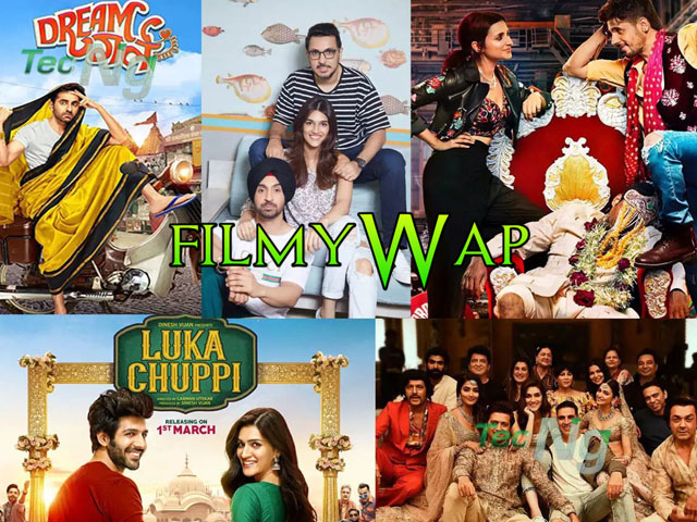 Filmy4Wap - Illegal HD Bollywood Movies Download Website