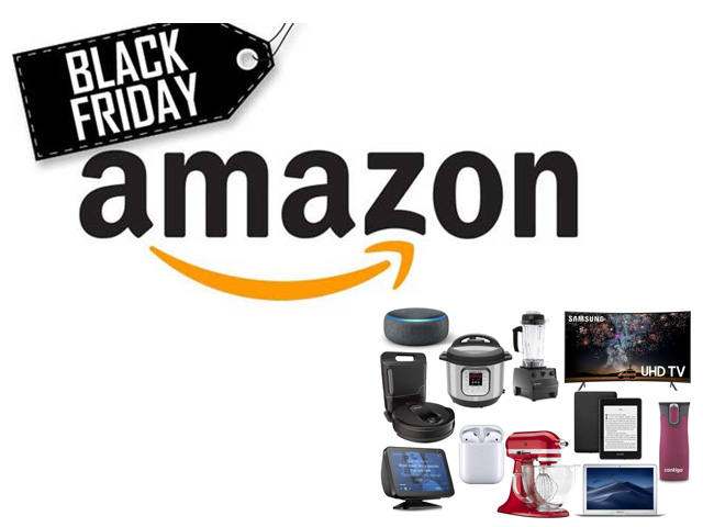 Amazon Black Friday - Find the Biggest Deals on Black Friday   Amazon Black Friday Deals 2020