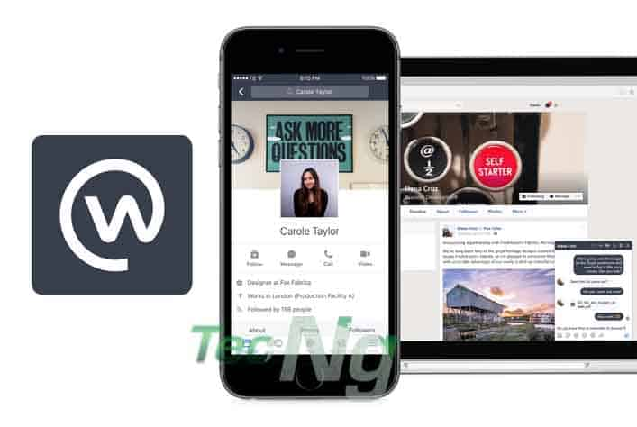 Workplace By Facebook App - Facebook Workplace App | Workplace From Facebook