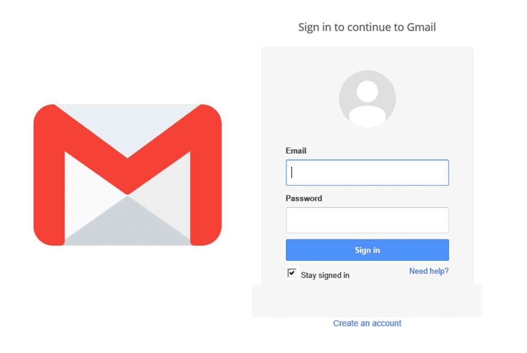 Gmail Login Page - Private & Secure Email | Google Mail Login