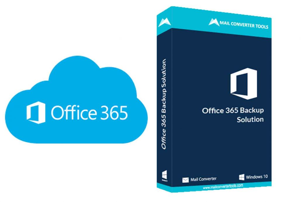 Outlook 365 Backup - Backup Emails from Microsoft Office 365