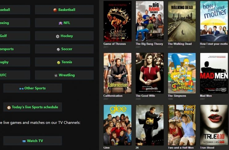 Stream2Watch - Watch Unlimited Movies and Tv Series For Free