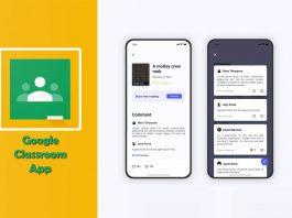 Google Classroom App - Sign in Google Classroom Account