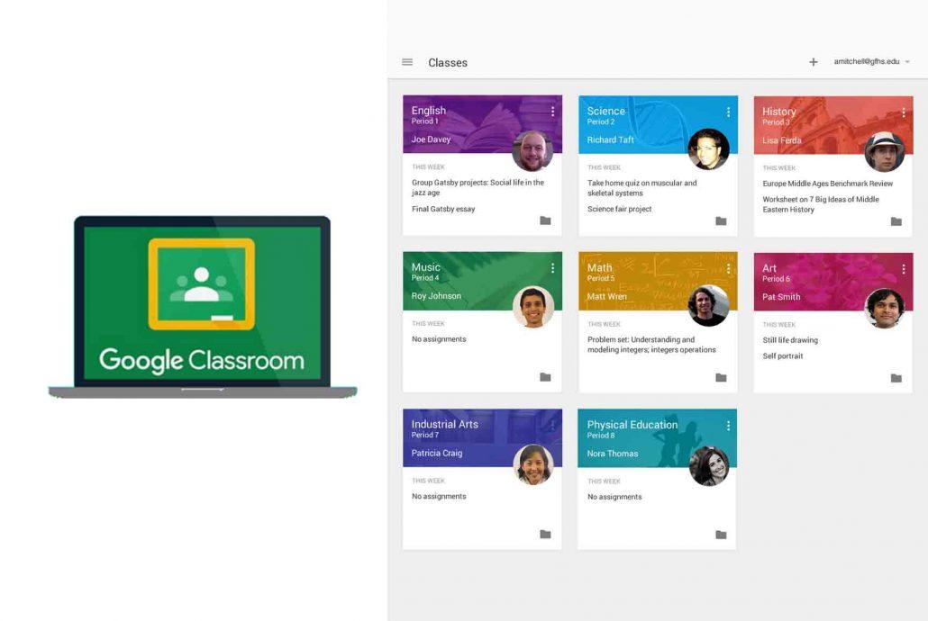 Google Classroom Web - How to Use Google Classroom Web